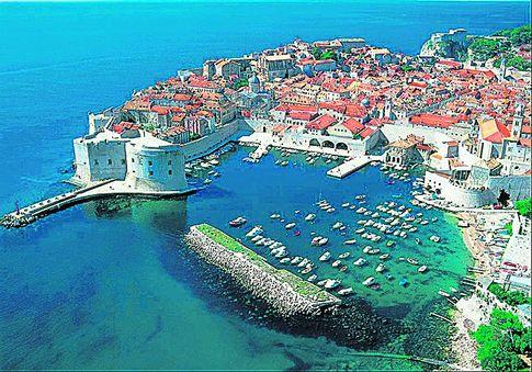 Южная Далмация, Хорватия