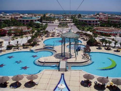 PARADISE GOLDEN 5 HOTEL & BEACH RESORT 5, Египет